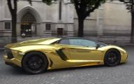 Black And Gold Exotic Cars 23 Cool Wallpaper