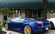 Black And Gold Exotic Cars 24 High Resolution Wallpaper