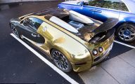 Black And Gold Exotic Cars 25 Wide Wallpaper