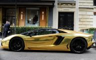 Black And Gold Exotic Cars 5 Desktop Background