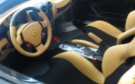 Black And Gold Ferrari 4 Hd Wallpaper