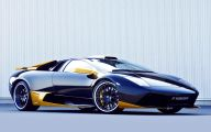 Black And Gold Lamborghini 14 Cool Wallpaper