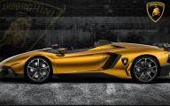 Black And Gold Lamborghini 2 Widescreen Wallpaper