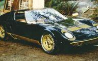 Black And Gold Lamborghini 25 High Resolution Wallpaper