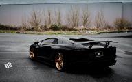 Black And Gold Lamborghini 3 Background
