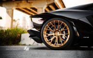 Black And Gold Lamborghini 33 High Resolution Wallpaper