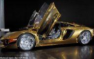 Black And Gold Lamborghini 34 Desktop Background
