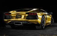 Black And Gold Lamborghini 4 Desktop Background