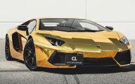 Black And Gold Lamborghini 8 High Resolution Wallpaper
