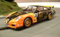 Black And Gold Race Cars 38 Widescreen Wallpaper