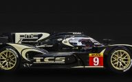 Black And Gold Race Cars 9 Desktop Wallpaper