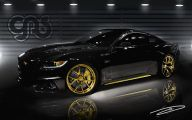 Black And Gold Sports Cars 15 Wide Wallpaper
