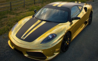 Black And Gold Sports Cars 19 Hd Wallpaper