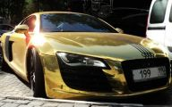 Black And Gold Sports Cars 2 High Resolution Wallpaper
