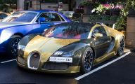 Black And Gold Sports Cars 24 Widescreen Wallpaper