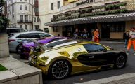 Black And Gold Sports Cars 4 Background