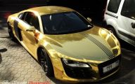 Black And Gold Sports Cars 6 High Resolution Wallpaper