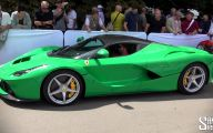 Black And Green Ferrari 13 Cool Hd Wallpaper