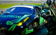 Black And Green Ferrari 23 Hd Wallpaper
