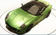Black And Green Ferrari 36 Hd Wallpaper