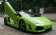 Black And Green Lamborghini 14 Free Hd Wallpaper