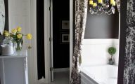 Black And Pink Bathroom Ideas  16 Background Wallpaper