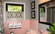Black And Pink Bathroom Ideas  20 Wide Wallpaper