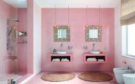 Black And Pink Bathroom Ideas  21 High Resolution Wallpaper