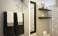 Black And Pink Bathroom Ideas  3 Background