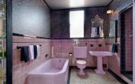 Black And Pink Bathroom Ideas  30 Background Wallpaper