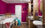 Black And Pink Bathroom Ideas  33 Widescreen Wallpaper