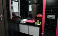 Black And Pink Bathroom Ideas  34 Cool Hd Wallpaper