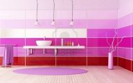 Black And Pink Bathroom Ideas  35 Wide Wallpaper