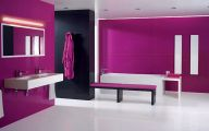 Black And Pink Bathroom Ideas  6 High Resolution Wallpaper