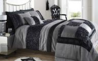Black And Silver Bedroom Set  12 Widescreen Wallpaper