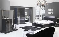 Black And Silver Bedroom Set  13 Desktop Background