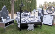 Black And Silver Bedroom Set  19 Desktop Background