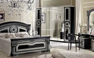 Black And Silver Bedroom Set  2 Desktop Wallpaper