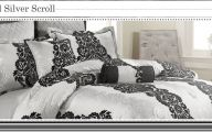 Black And Silver Bedroom Set  22 Widescreen Wallpaper