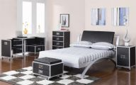 Black And Silver Bedroom Set  31 Wide Wallpaper