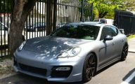 Black And Silver Exotic Cars 1 Widescreen Wallpaper