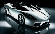 Black And Silver Sports Cars 3 Desktop Wallpaper