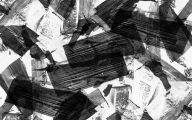 Black And White Abstract Art  15 Cool Hd Wallpaper