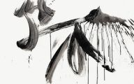 Black And White Abstract Art  2 Cool Hd Wallpaper