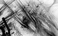 Black And White Abstract Art  23 Cool Hd Wallpaper