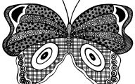 Black And White Abstract Drawings  22 Cool Wallpaper