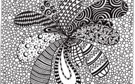 Black And White Abstract Drawings  28 Cool Hd Wallpaper