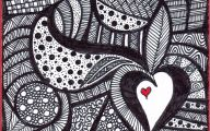 Black And White Abstract Drawings  33 Cool Hd Wallpaper