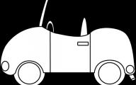 Black And White Car Drawings  16 Desktop Wallpaper