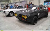 Black And White Cars Alfa Romeo  12 Desktop Wallpaper